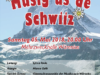 Jahreskonzert 2018, Samstag, 5. Mai, 20.00 Uhr